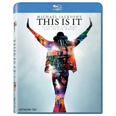 Michael Jackson This Is it blu-ray chollo