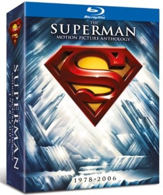Antología de Superman en Blu-Ray