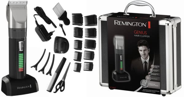 Cortapelos Remington HC5810 Genius barato, ofertas en cortapelos, cortapelos baratos, chollo