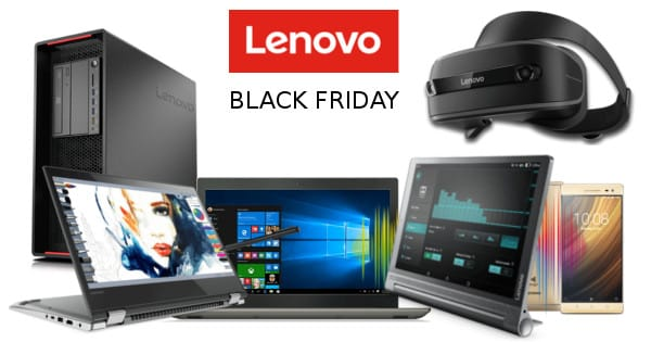 Black Friday de Lenovo, chollo