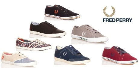 Zapatillas Fred Perry baratas, ofertas en zapatillas, zapatillas baratas