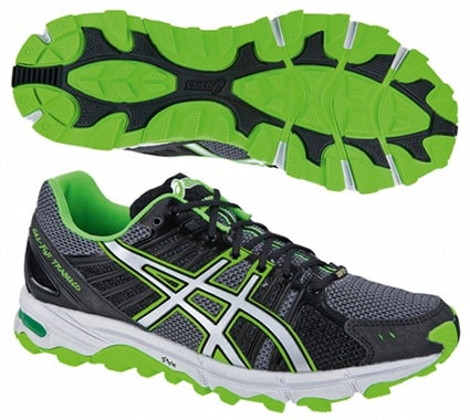 Asics Gel Fuji Trabuco Neutral GTX, zapatillas de trail baratas, ofertas en zapatillas de trail