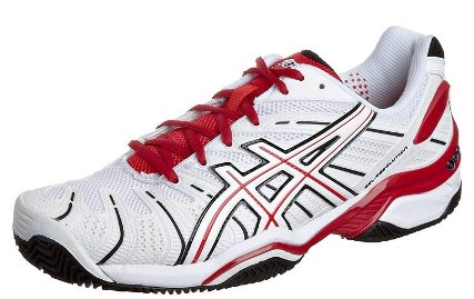Zapatillas de padel Asics Gel Resolution 4