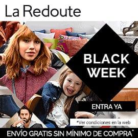 Black Friday en La Redoute 2016, ropa barata, chaquetas baratas