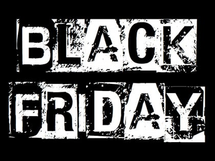 Sabado y domngo - Black Friday Reloaded