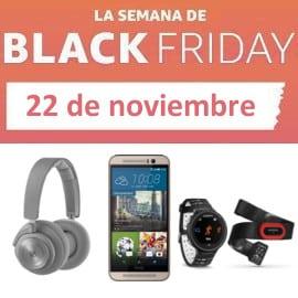La semana del Black Friday. Ofertas del martes 22 de noviembre