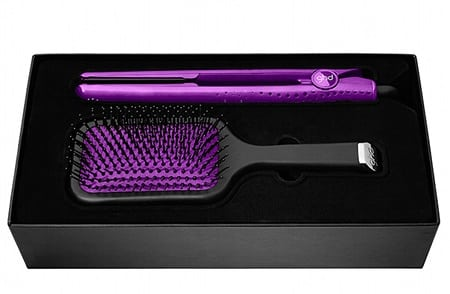 Planchas ghd V Jewel Collection Amethyst Styler Set, planchas ghd baratas, ofertas en planchas ghd