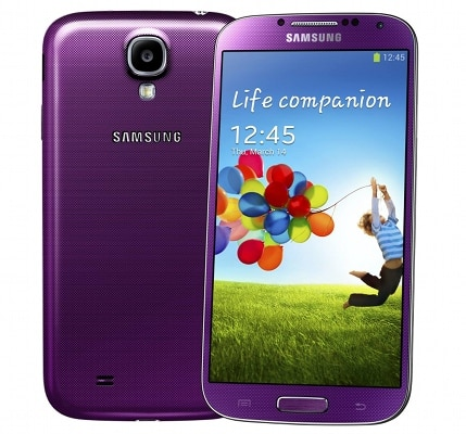 Galaxy S4 Purple Mirage, galaxy S4 barato, moviles libres baratos