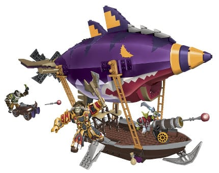 Mega Bloks World of Warcraft, juguetes baratos, ofertas en juguetes