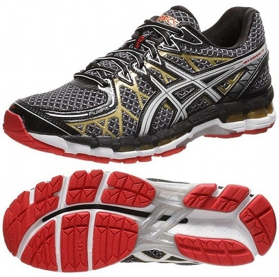 Zapatillas de running Asics Gel Kayano 20, zapatillas de running baratas, ofertas en zapatillas de running