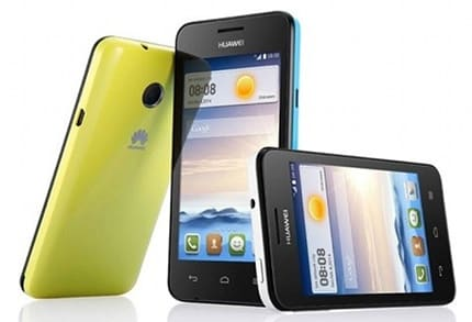 Movil libre Huawei Ascend Y300, moviles libres baratos, ofertas en moviles libres