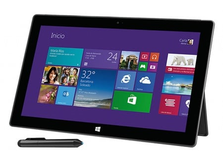Tablet con Windows 8.1 Surface Pro 2, tablets baratas, ofertas en tablets