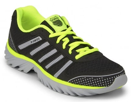 Zapatillas de running K-Swiss Blade Light WhitBurn, zapatillas de running baratas, zapatillas de correr baratas