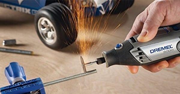 Multiherramienta Dremel 3000 + 25 accesorios y eje flexible barata. Ofertas en herramientas, herramientas baratas, chollo