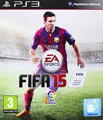 Fifa 15 para PS3, videojuegos baratos, ofertas en videojuegos