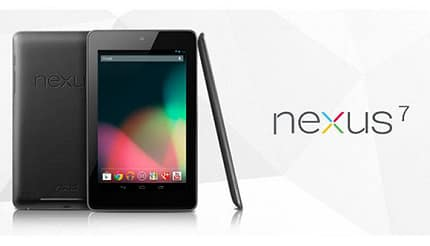 Tablet Asus Google Nexus 7 32GB, tables baratas, ofertas en tablets