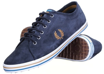 Zapatillas Fred Perry B4268 Kingston Suede, zapatillas baratas, zapatillas Fred Perry baratas
