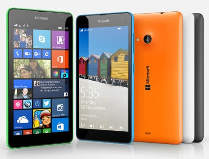 Movil libre Microsoft Lumia 535 Dual SIM, moviles libres baratos, moviles Windows Phone baratos