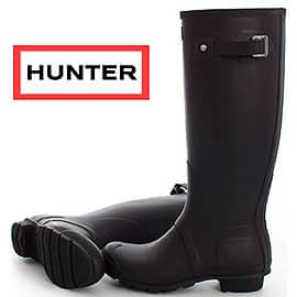 Botas Hunter Original Tall rebajadas.