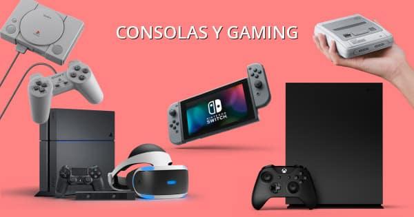 Los mejores chollos del Black Friday en consolas y gaming, consolas baratas, ofertas consolas y videojuegos, chollo