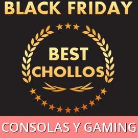 Los mejores chollos del Black Friday en consolas y gaming, consolas baratas, ofertas consolas y videojuegos