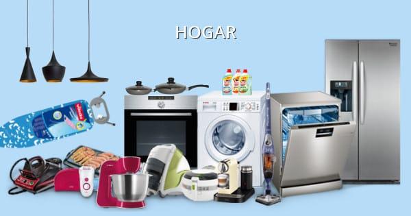 Los mejores chollos del Black Friday en hogar, grandes electrodomésticos baratos, ofertas en menaje y hogar, chollo