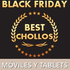 Los mejores chollos del Black Friday en móviles y tablets, móviles baratos, ofertas en móviles
