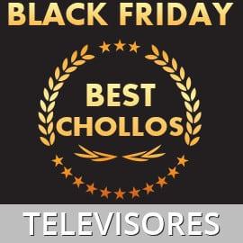 Los mejores chollos del Black Friday en televisores, televisores baratos, ofertas televisores