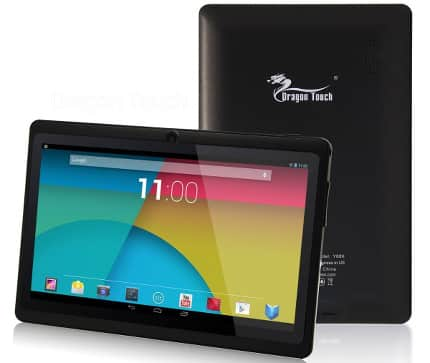 Tablet de 7 Dragon Touch Y88X, tablets baratas, ofertas en tablets
