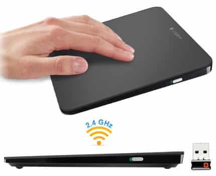 Touchpad Logitech T650 Wireless Rechargeable barato, ofertas en touchpads inalámbricos, touchpads inalámbricos baratos