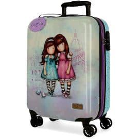 Maleta de cabina Santoro Gorjuss Friends Walk Together barata, maletas de marca baratas, ofertas equipaje