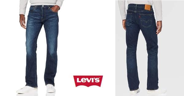 Pantalones vaqueros Levi's 527 Slim Boot Cut baratos, vaqueros de marca baratos, ofertas en ropa, chollo