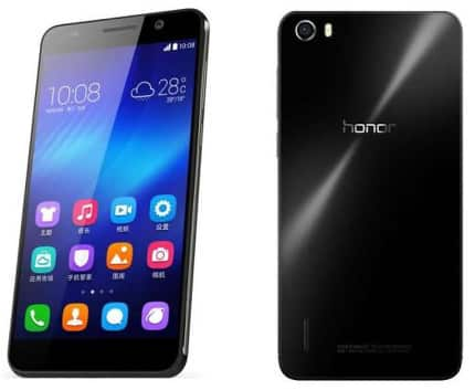 Movil libre Huawei Honor 6, moviles libres baratos, ofertas en moviles libres