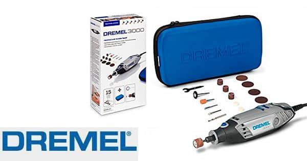 Multiherramienta Dremel 3000, herramientas baratas, chollo