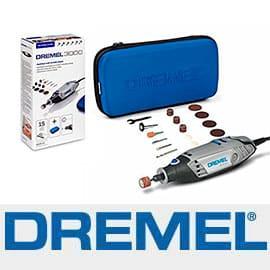 Multiherramienta Dremel 3000, herramientas baratas