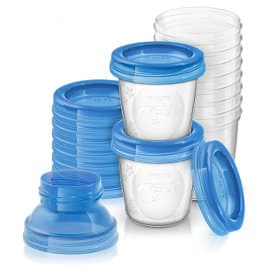 Set de recipientes para leche materna Philips Avent S baratos