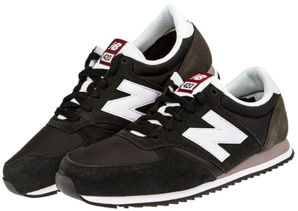 Zapatillas New Balance U420 Negro - Modelo 2015, zapatillas New Balance baratas