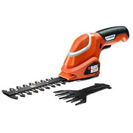 Kit de tijera cortacésped con arreglasetos Black and Decker GSL700 FB, herramientas baratas