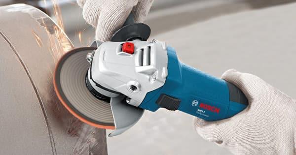 Amoladora Bosch GWS 7-125 Professional barata, ofertas en amoladoras, amoladoras baratas, herramientas baratas, ofertas en herramientas, chollo