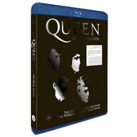 Blu-ray documental Days of Our Lives de Queen barato, ofertas en blu-ray, musicales en Blu-ray baratos