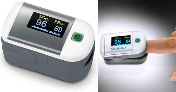Pulsioxímetro Medisana PM 100 barato, ofertas en pulsioxímetros, pulsioxímetros baratos, chollo