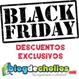 Descuentos exclusivos Black Friday en Blogdechollos, ofertas exclusivas blogdechollos, chollos en Amazon, Black Friday en Amazon