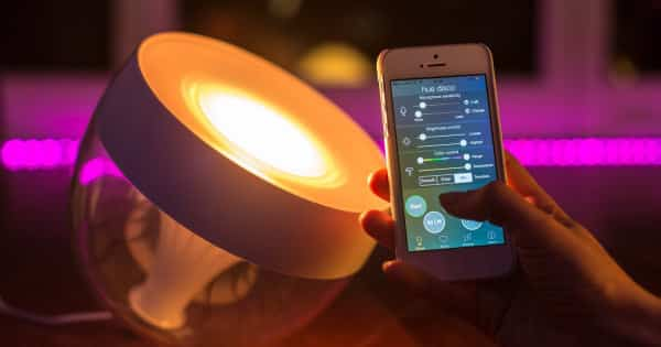 Lámpara LED Philips Friends of Hue LivingColors Iris kit iniciación barato, ofertas en lámparas LED, lámparas LED baratas, chollo