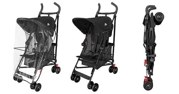 Chollo silla de paseo maclaren volo s lo 105 euros for Oferta silla paseo maclaren