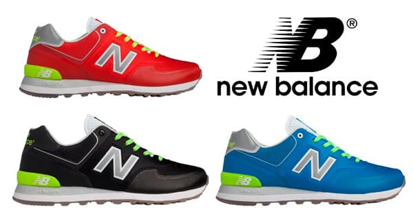 Zapatillas New Balance MTL574, zapatillas baratas, chollo