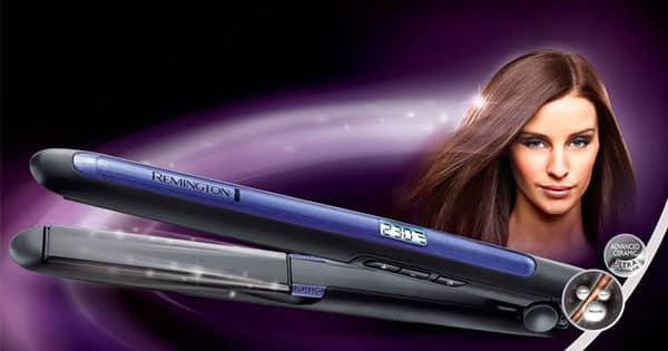 Plancha de pelo Remington S7710 Pro Ion, planchas de pelo baratas, ofertas en planchas de pelo, chollo