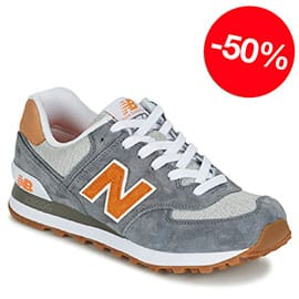 Zapatillas New Balance ML574, zapatillas baratas, ofertas en zapatillas