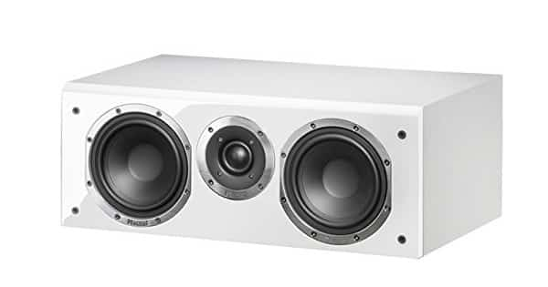 Altavoz central Magnat Speaker Shadow 213 blanco. Ofertas en altavoces, altavoces baratos, chollo