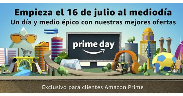 Ofertas Amazon Prime Day, chollo