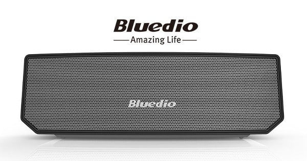 Altavoz inalámbrico Bluedio BS-3. Ofertas en altavoces Bluetooth, altavoces Bluetooth baratos, chollo